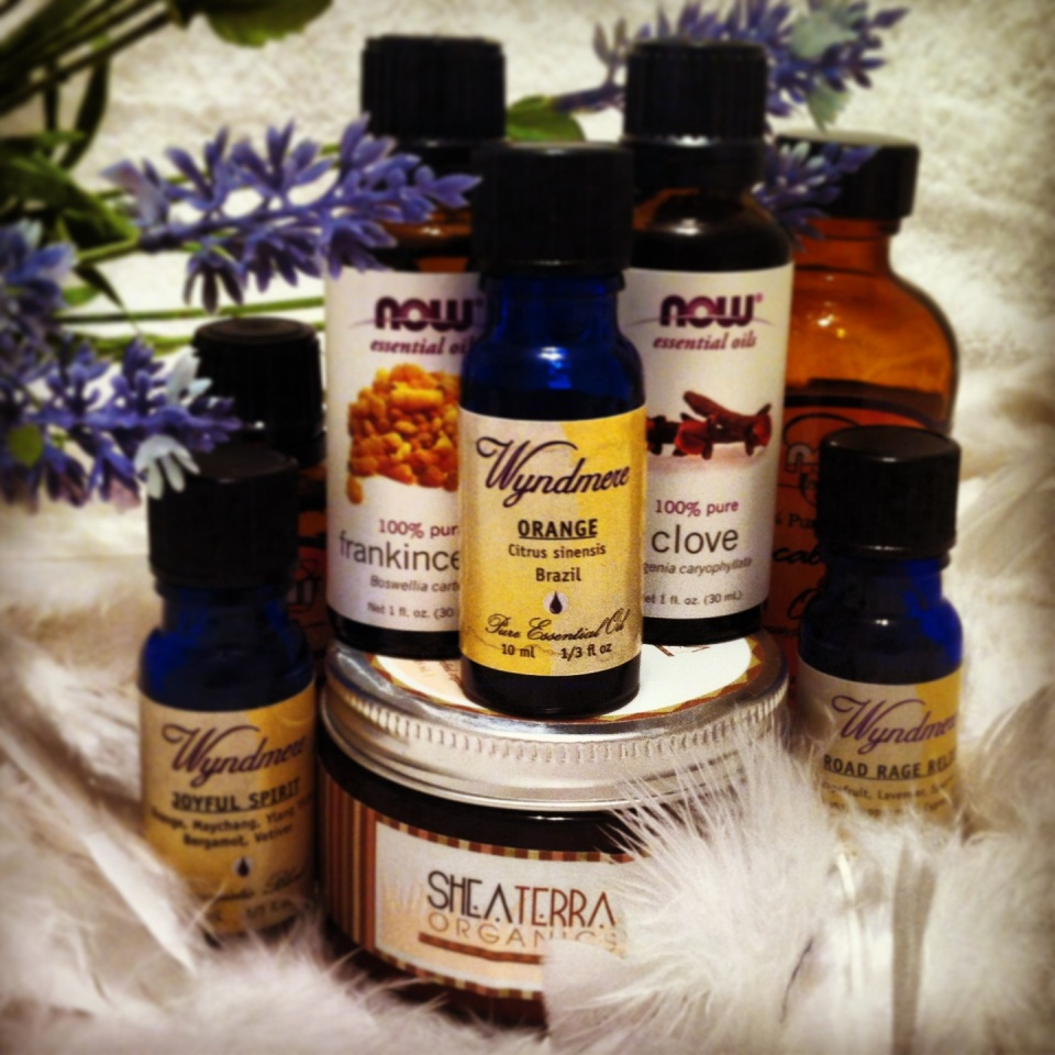 Aromatherapy-charlotte